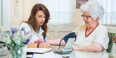 Home Health Care Nursing Service
