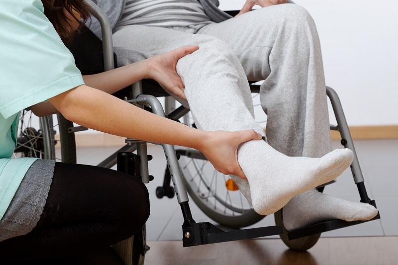Disabled rehabilitation